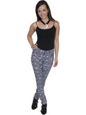 E107-BLW-MEDIUM SIZE  MISSY FIT COTTON BLEND JEGGINS.  32 INCH INSEAM TAPERED LEGS.