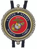 Marines Bolo Tie