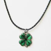 Irish Clover Necklace