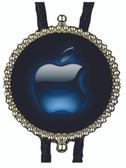 Apple Logo Bolo Tie