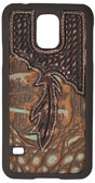 3D Chocolate Samsung Galaxy S®5 Snap-on Shell Case