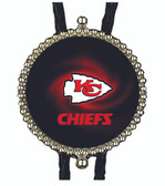 Kansas City Chiefs Bolo Tie