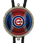 Chicago Cubs Bolo Tie