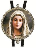 Lady of Fatima Bolo Tie