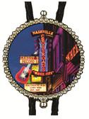 Nashville Tennessee Music Bolo Tie