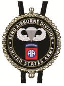 82nd Airborne (2) Bolo Tie