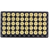 .380 / 9mm Blank Gun Ammunition 50 Pack