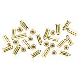 .22 Caliber / 6MM Long Crimp Blank Gun Ammunition 100 Pack