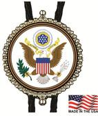 The Great Seal Bolo Tie