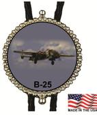 B-25 Mitchell, Twin Engine Bomber Bolo Tie