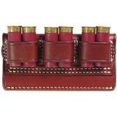 Slide on Shot Shell Carrier For Cowboy Action Shooters