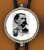 Wyatt Earp Bolo Tie