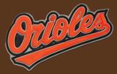 "Baltimore Orioles MLB Buckle  3-3/4"" x 1-3/4"""