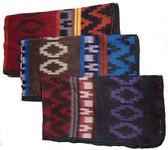 Brushed Indian Design Blanket Grab Bag