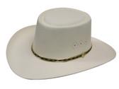 Canvas (Gambler) Cowboy Hats 9 COLORS