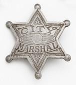 City Marshal Badge