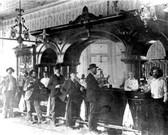 Crystal Palace Saloon Tombstone AZ 1885