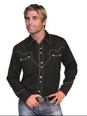 Embroidered Mens Western Shirts Pure Country 43329