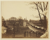 Federal Wagon Train 1863 Gettysburg