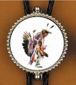 Hopi Dancer Bolo Tie