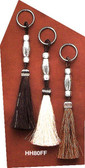 Horsehair Key Rings III
