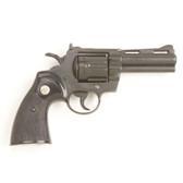"357 MAGNUM WITH 4"" BARREL NON FIRING REPLICA GUN"