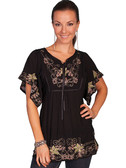 Beautiful Embroidered Ladies Blouse