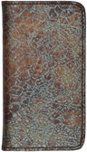 3D Turquoise & Brown iPhone® 5/5s Phone Case