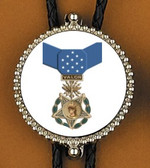 Medal of Honor Bolo Tie