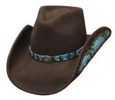 NATURAL BEAUTY Felt Cowboy Hat by Bullhide® Hats.