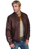 New Mens Leather Jackets 62405