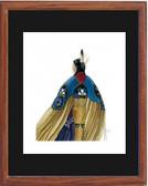 Northern Dancer    BY Hiatt Framed Print XL
