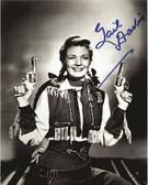Annie Oakley Autographed 8x10 Photograph