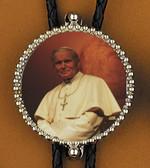 Pope John Paul II Bolo Tie NEW