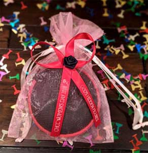 Red Favor Ribbon