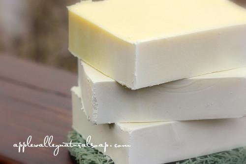 Lavender Orange Castile Bar - Apple Valley Natural Soap