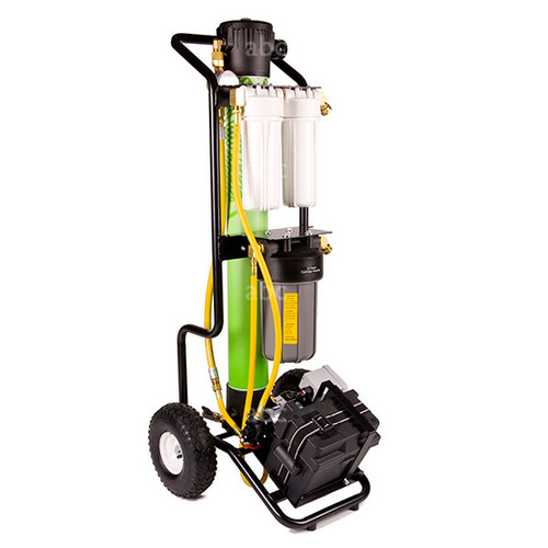 WaterFed ® - Pure Water System - IPC Eagle - Hydro Cart - Battery w/ Remote Start/Stop