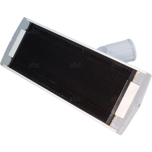 Aluminum Pad Holder -- Unger - Swivel Thread-On Style - Euro German Threading