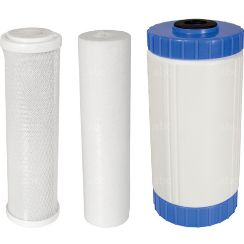 WaterFed ® - Filter Set - ABC - fits IPC - Replacement Filters for Hydro Cart