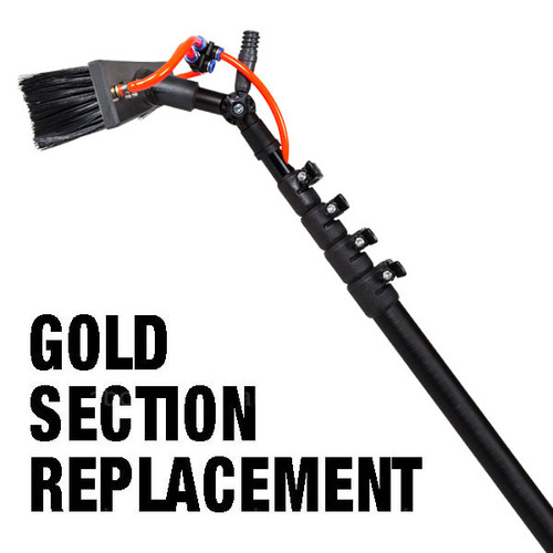 Triple Crown Gold WaterFed® Pole Section Replacements