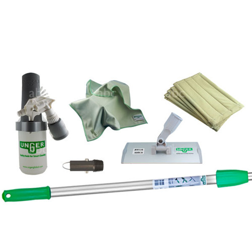 Start Up -- Window Cleaning Kit - Indoor - Unger - SpeedClean CK054