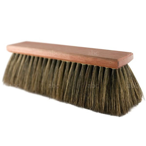 "Brush -- Hoghair - 100% Pure China Boar Bristle - Style F - Handheld - 10"""
