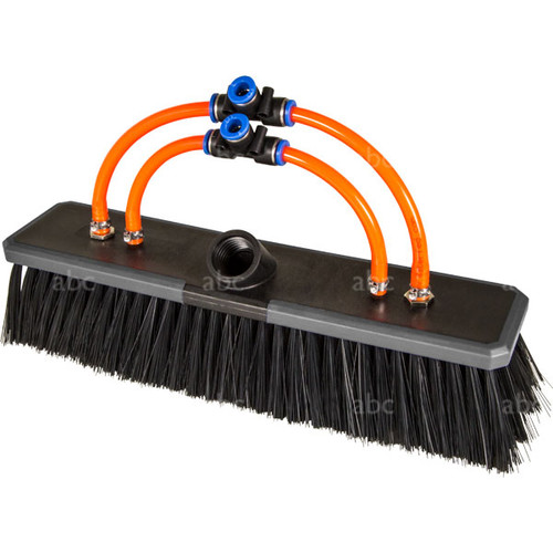 "Triple Crown 12"" Double Jetted Brush"