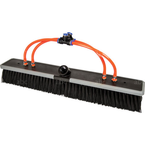"Triple Crown 18"" Double Jetted Brush"