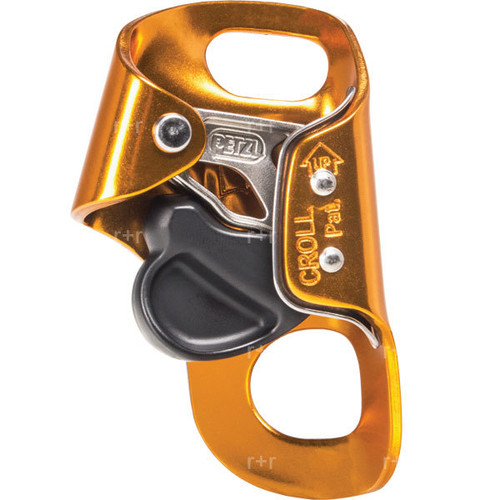 Petzl Croll Chest Rope Clamp Ascender