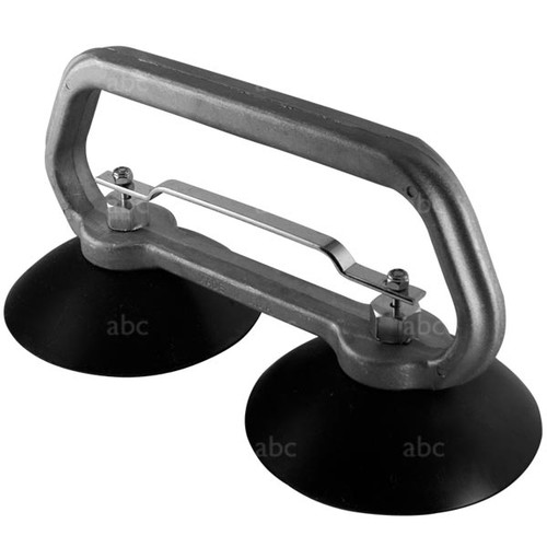 Suction Cup Grabber - Double - 5""