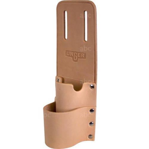 Holster -- Squeegee - Unger - 2 Loop Leather - 9""