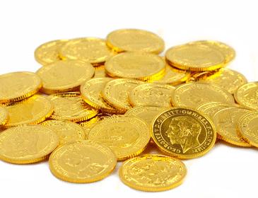 22k Gold Wedding Band 63 Great GOLDEN COINS