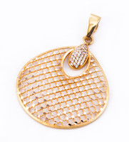 YELLOW GOLD PENDANT, 21KT, Weight: 0g, YGPEND0023