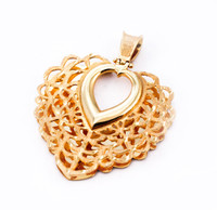 YELLOW GOLD PENDANT, 21KT, Weight: 0g, YGPEND0024
